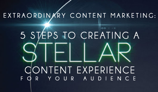 Interactive Quiz: 5 Steps to Creating a Stellar Content Experience