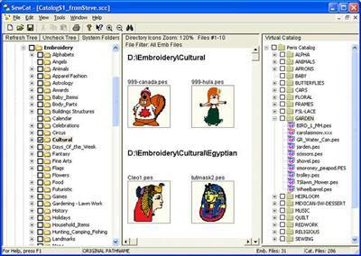 SewCat 3.9 Windows XP, Vista, 7, 8 (x86x64)