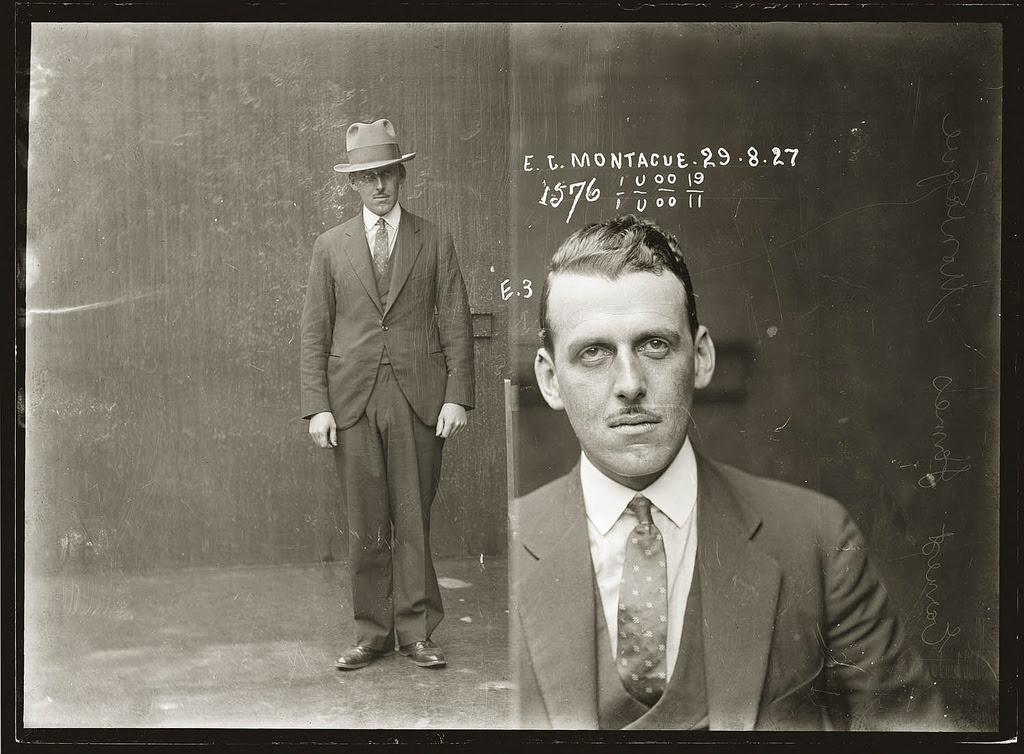 photo police sydney australie mugshot 1920 20 Portraits de criminels australiens dans les années 1920  photo photographie histoire featured art