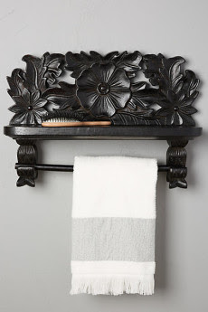 Bough Branch Towel Shelf $138.00 – $248.00