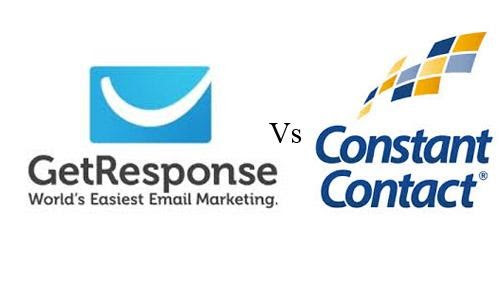 GetResponse Vs Constant Contact: Which one should you go for?