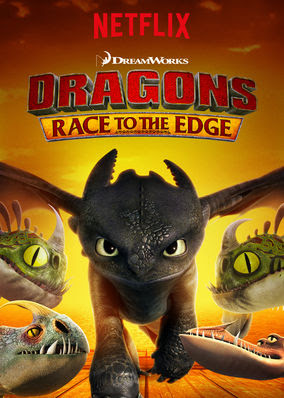 Dragons: Race to the Edge - Season 6