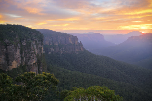 5 NSW landscapes that'll make you feel small