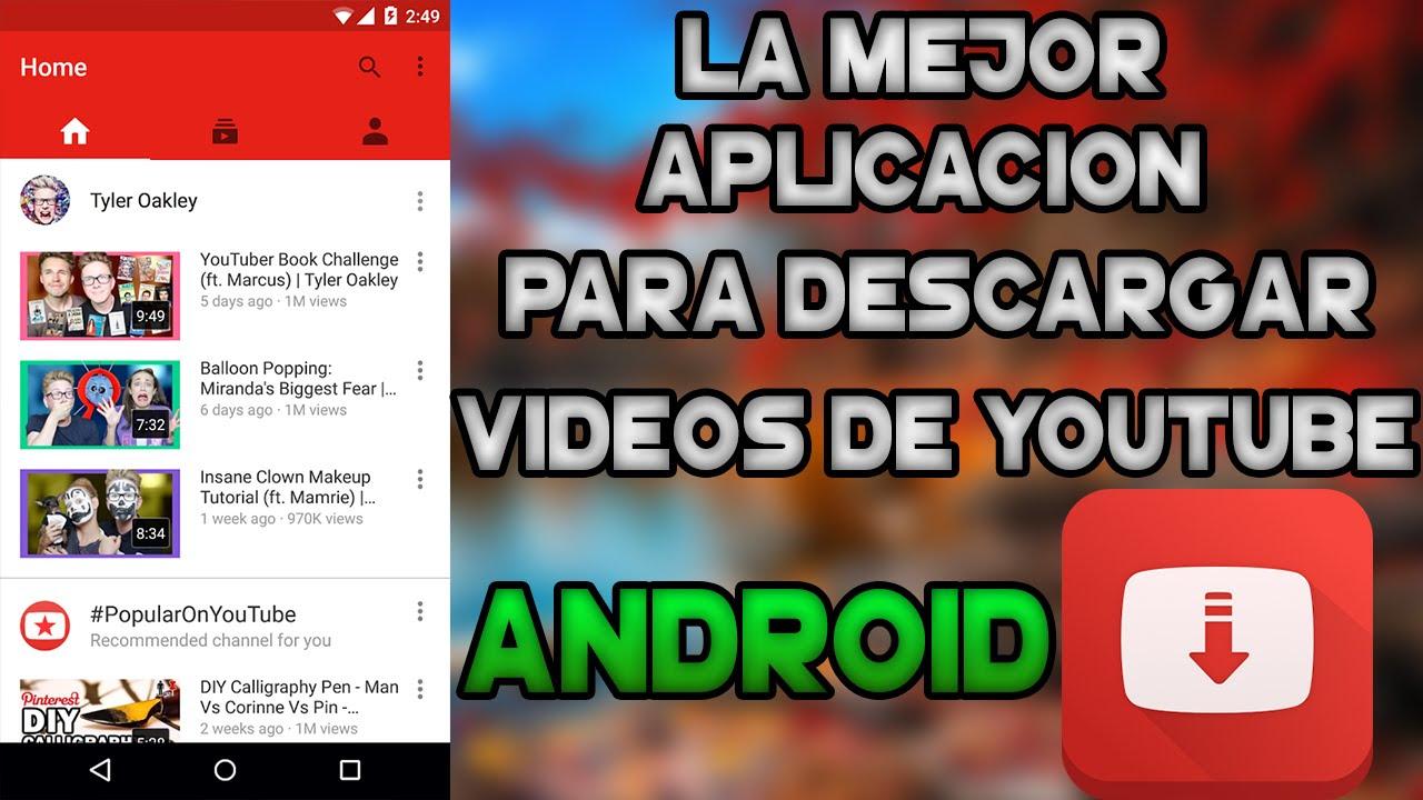 Bajar Musica Android Aplicacion