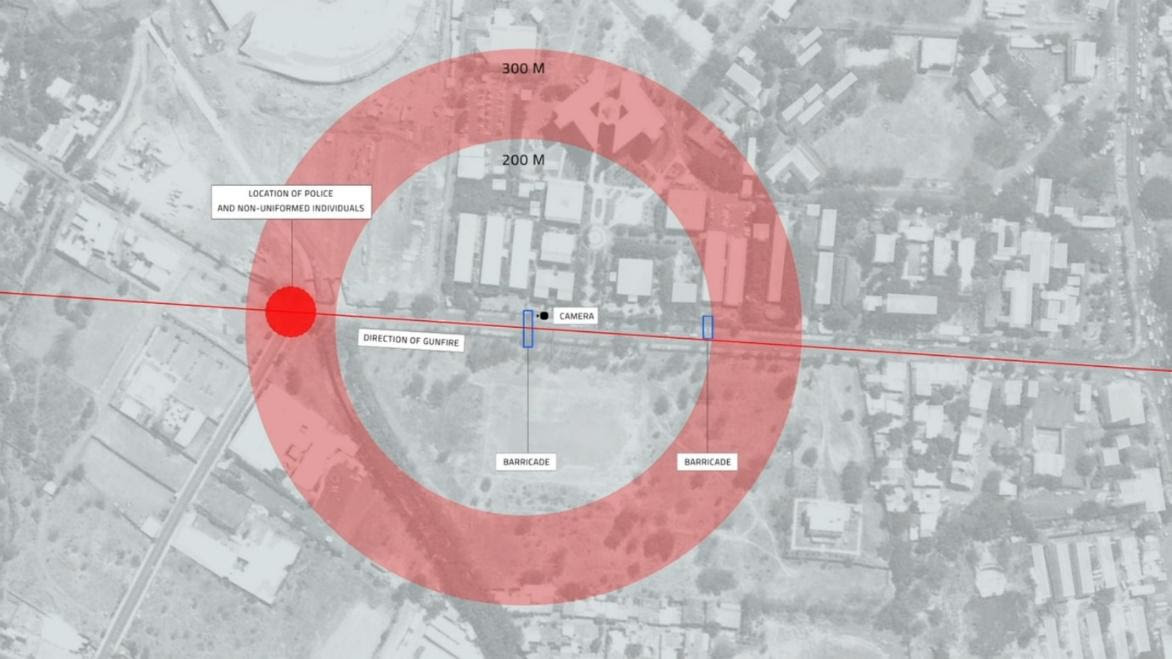 red radius eaff-situ image