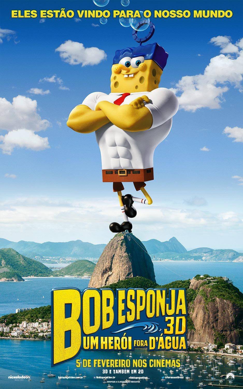 The Spongebob Movie Sponge Out Of Water Aka Spongebob