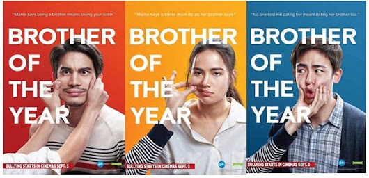 Farhana Jafri: Movie Review : Brother Of The Year