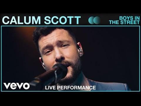 Calum Scott - Boys in The Street Lyrics