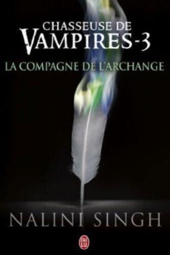 Chasseuse de vampires   La compagne de l'Archange