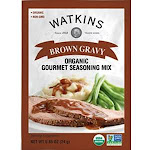 Watkins Organic Brown Gravy