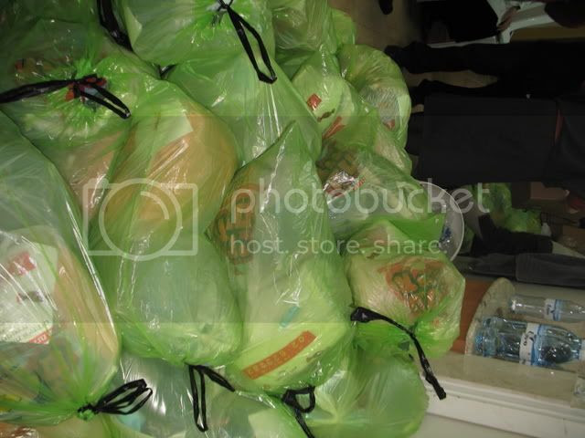 Bags of Packages