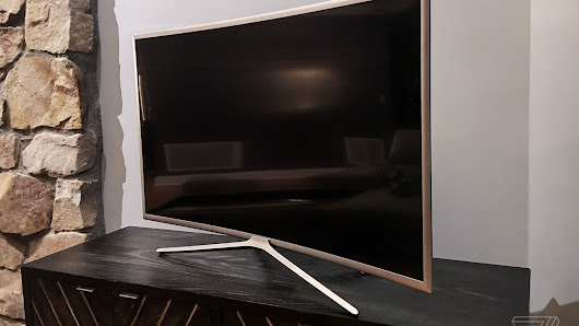 I hate my new Samsung curved TV so much