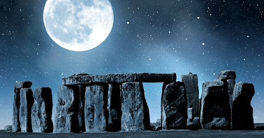 Full Moon on the summer solstice this June, 2016 - Spiritual
