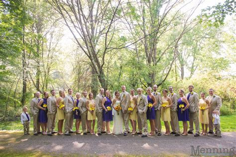Menning Photographic   Youngstown, OH Wedding