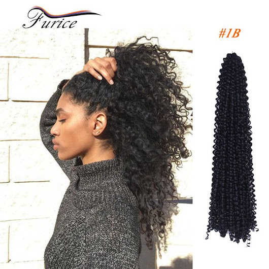 Crotchet hairstyles