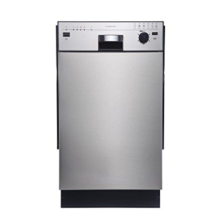 "EdgeStar BIDW1801SS 18"" Built-In Dishwasher Review"