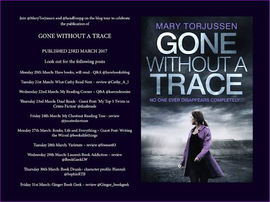 Blog Tour: Gone Without a Trace by Mary Torjussen