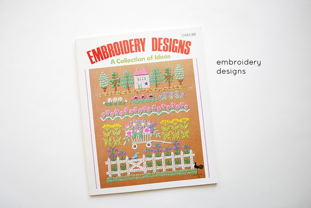 Embroidery Designs: A Collection of Ideas