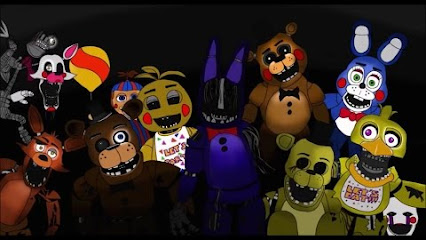 The mangle and purple guy springtrap google