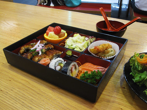 Eel Bento Box