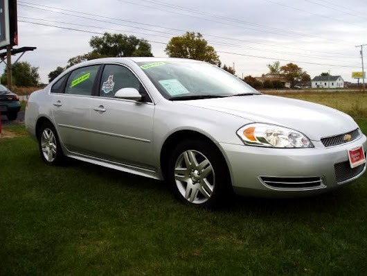 Used 2013 Chevrolet Impala for Sale in Sandusky OH 44870 Deiderick Motors