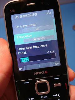 Nokia N78 s