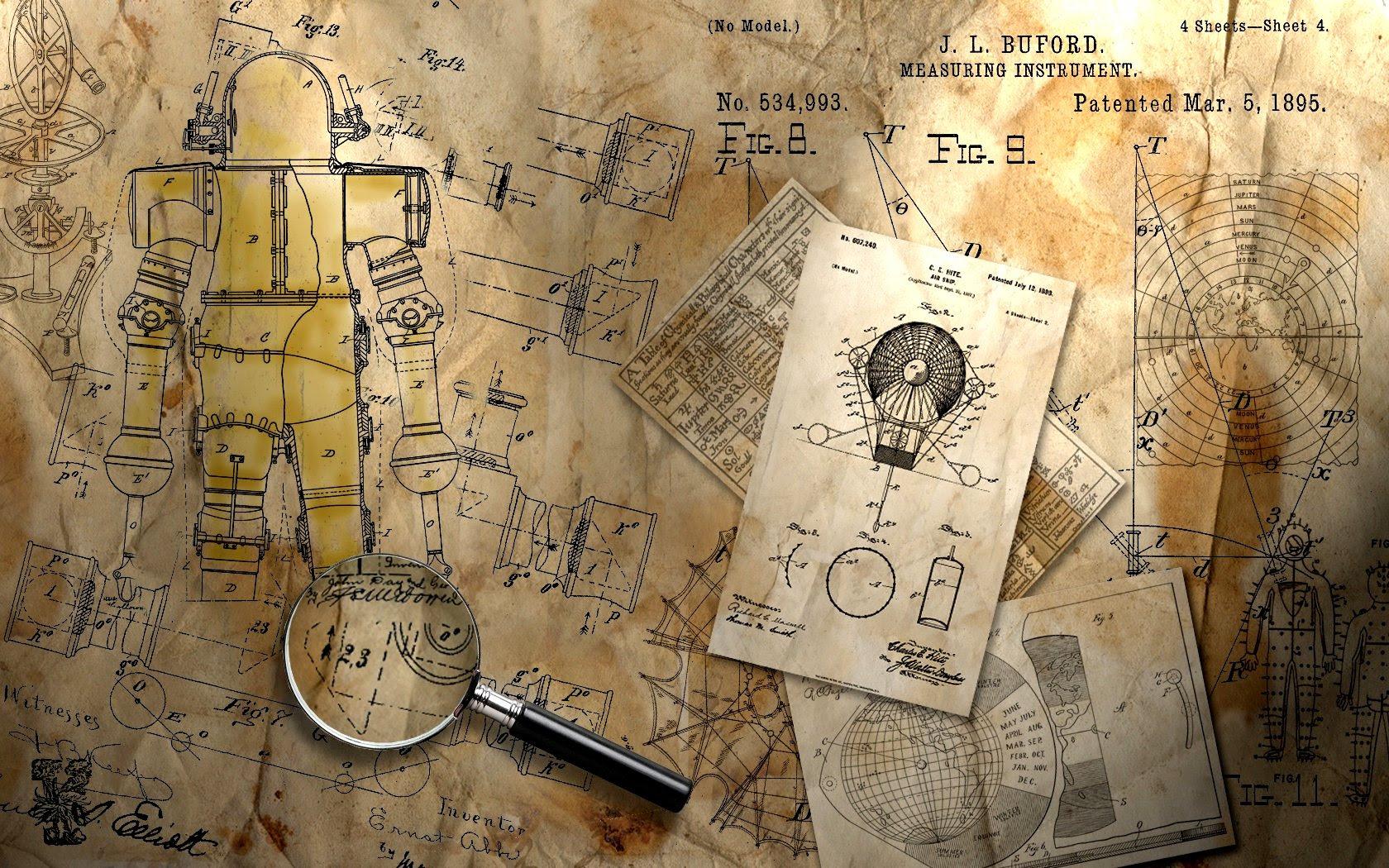 Sci Fi - Steampunk Wallpaper
