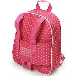 Badger Basket Doll Travel Padded Backpack for doll for Badger Basket - Star Pattern