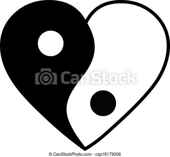 Yin Yang Drawings Wwwpicturessocom