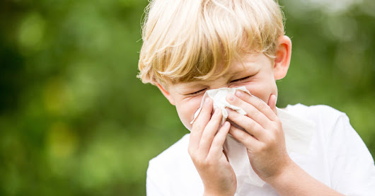 Why Allergies Harm Your Kids Dental Health - DrStevenLin.com