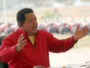 Imagen de Hugo Chávez con fines ilustrativos. EFE