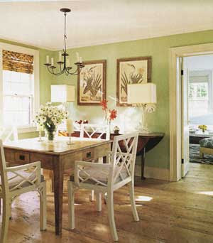 How to Decorate Your Home in Light Green - Yahoo! Voices - voices.