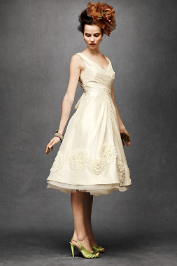 "BHLDN ""Pinwheel Tea Dress"""