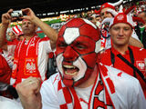 """Reuters""/""Scanpix"" nuotr./Lenkijos futbolo aistruoliai"