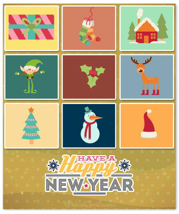 Have a Happy New Year Card