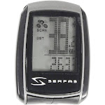Serfas 22-Function Wireless Cycling Computer - SI-40
