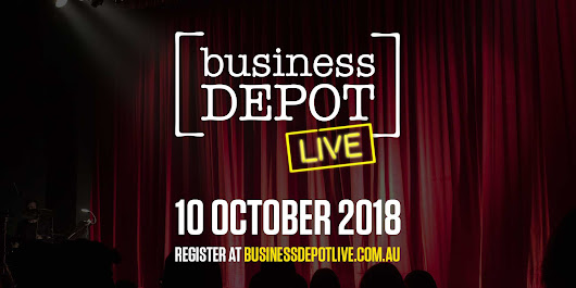 businessDEPOT Live 10th October - The Nitty-gritty of Doing Business With Others