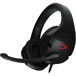 HyperX Cloud Stinger Gaming Headset for PC, Xbox One, PS4, Wii U, Nintendo Switch, Black