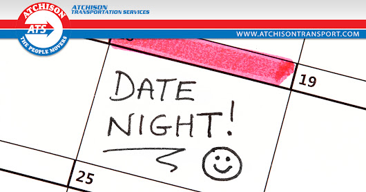6 Date Night Ideas for You and Your Significant Other | Atchison Transport Services