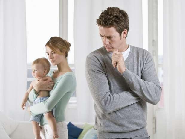 Mulheres relataram pedir o divórcio por falta de ajuda na criação dos filhos e distanciamento emocional Foto: Getty Images