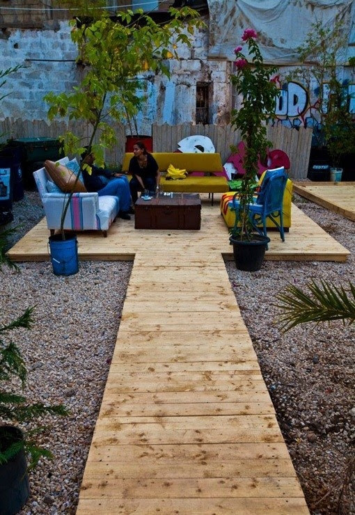 Quick and Easy Patio Ideas