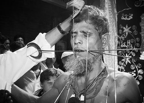 Hardcore Body Piercing -The Chancawalli Rafaees by firoze shakir photographerno1