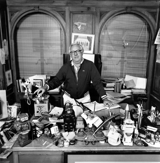 How Ray Bradbury Found His Voice and How You Can Too - Michael Mahin
