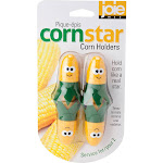 Joie Corn Star Cob Holder - Set of Four One-Size