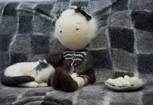 Игрушки Ирины Андреевой