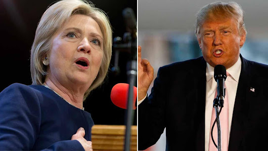 Donald Trump, Hillary Clinton win primaries in Arizona |