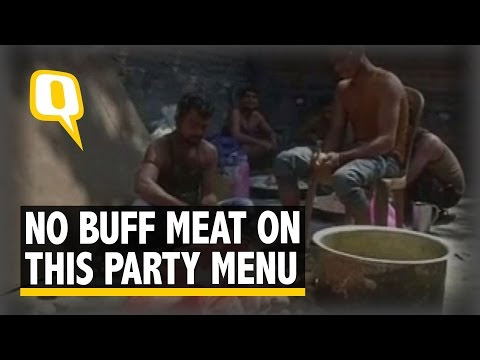 The Quint: No Buffalo Meat, Serve Chicken, UP Police Tell Moradabad Family