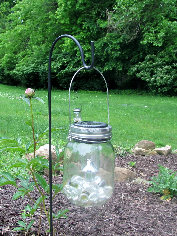 Hanging Solar Mason Jar Lights: Dollar Tree DIY Craft Idea  Joyfully Treasured