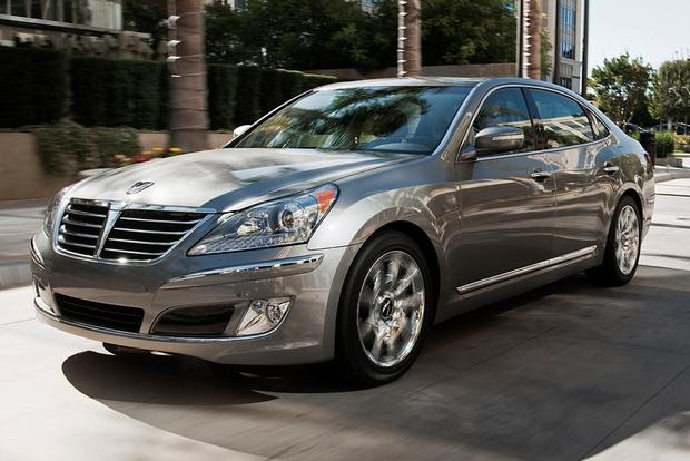Cost Of Hyundai Equus New Cars Review