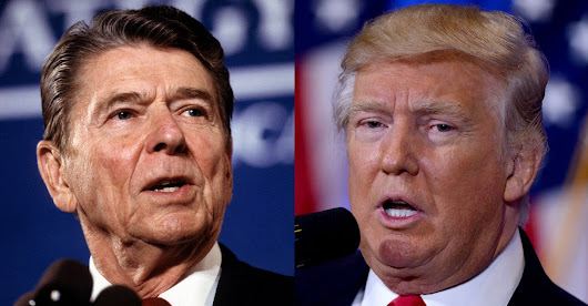 Why Trump Poses a Bigger Threat to the Left Than Reagan